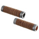 Brooks Plump Grips Leather brown